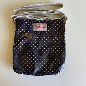 Cath Kidston tiny polka dot crossbody purse